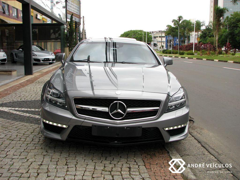 Mercedes Benz CLS 63 AMG 5.5 V8