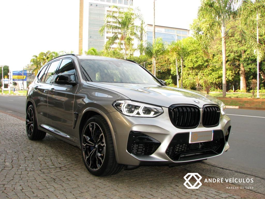 Bmw X3 M Competition Andre Veiculos